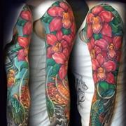 Evsei Tattoo on My World.